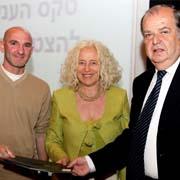 """פרס קריל למדענים צעירים הוענק לד""""ר תומר וולנסקי מבית הספר לפיזיקה ואסטרונומיה"""
