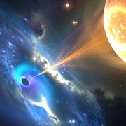 איך מודדים חור שחור?