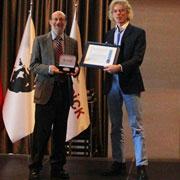 פרופ' דוד שטיינברג זכה במדליה היוקרתית על שם George Box לשנת 2013