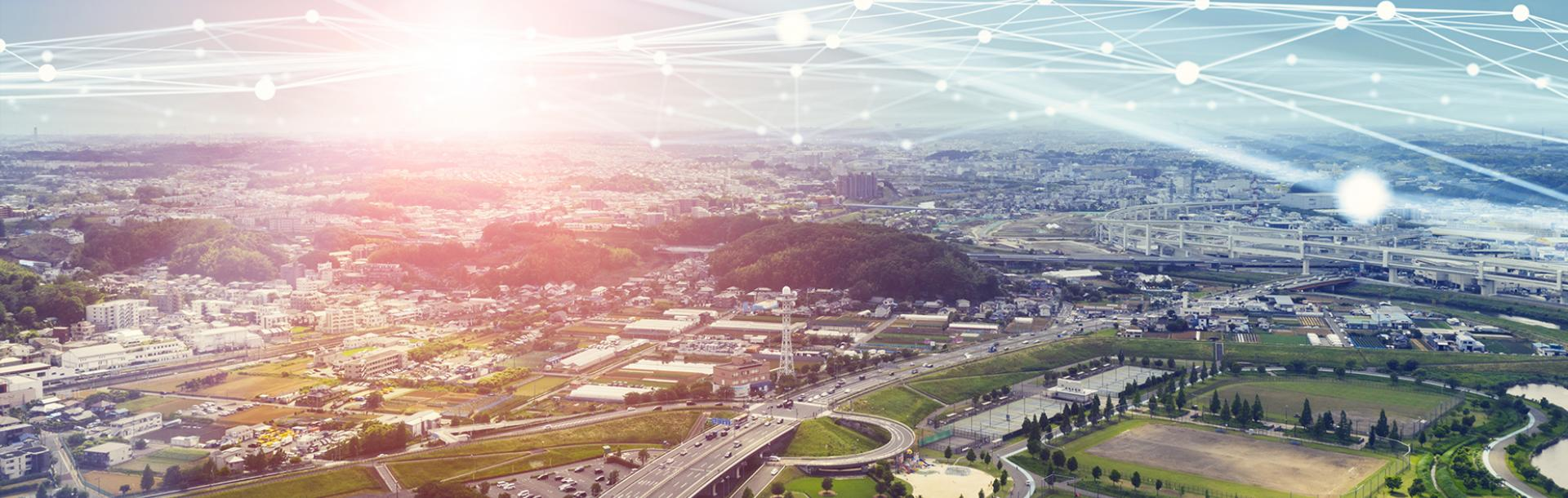 עיר, סביבה ותכנון - ניהול נכון של סביבות עירוניות