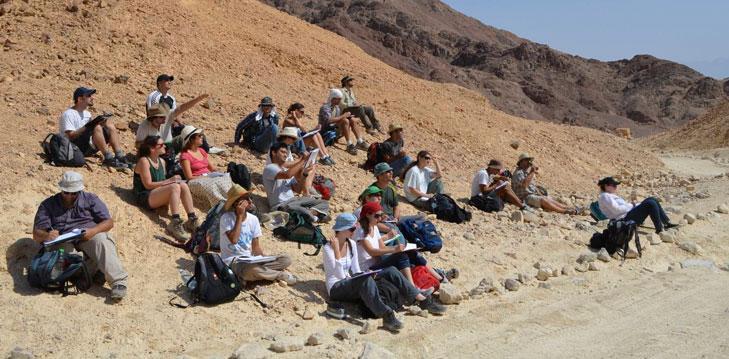 סיורים לימודיים ברחבי הארץ
