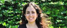 ברכות לדוקטורנטית נעה גילת מבית הספר לכימיה על זכייתה בפרס מכון ג'רסי אליאס לאונקולוגיה על עבודתה בנושא אבחון מחלת הסרטן
