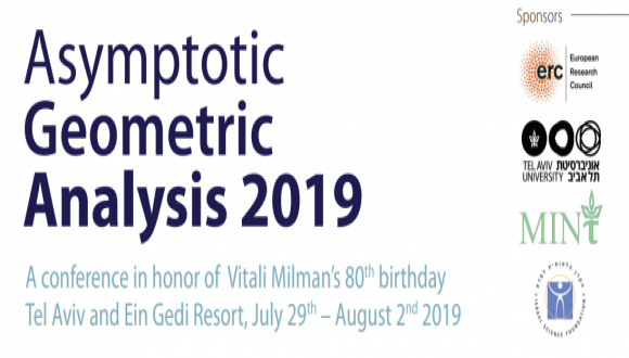 Asymptotic Geometric 2019 Analysis