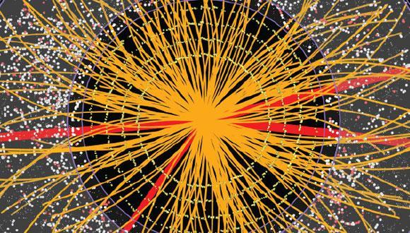 מפגש קבוצת התיאוריה של אנרגיות גבוהות
