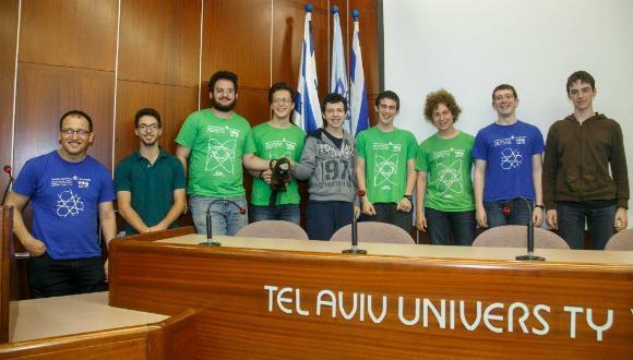 נבחרת הנוער שתייצג את ישראל באולימפיאדה הבינלאומית למתמטיקה