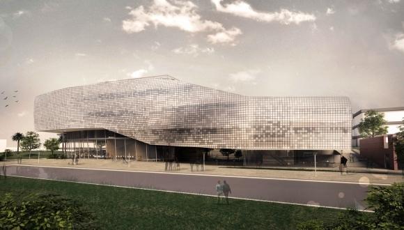 """התכניות להקמת בניין צ'ק פוינט עבור ביה""""ס למדעי המחשב ונוער שוחר מדע"""