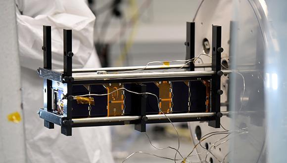 """שיגור הננו-לוויין המדעי הראשון של אוניברסיטת תל אביב מסוכנות החלל של נאס""""א בווירג'יניה, ארה""""ב"""