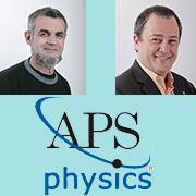 פרופ' רון ליפשיץ ופרופ' אלי פיאסצקי נבחרו לעמיתים ב-APS